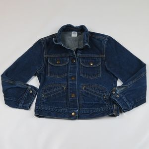 Girl GAP Denim Jean Jacket Medium